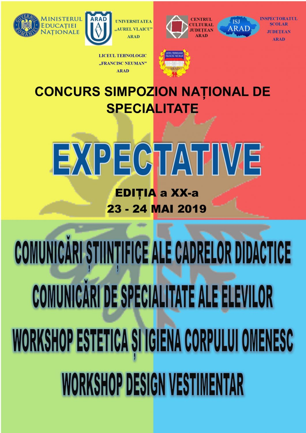 AFIS 2019 - EXPECTATIVE