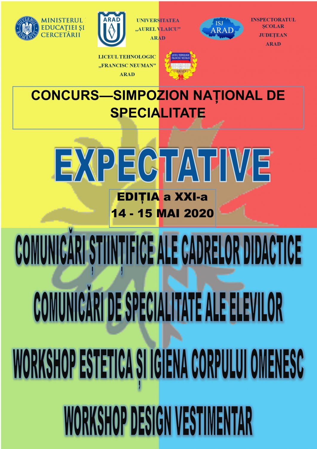 AFIS 2020 - EXPECTATIVE